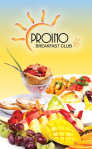 Proino's Breakfast Club